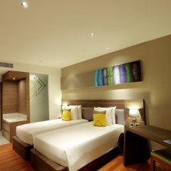 Отель Novotel Phuket Karon Beach Resort & Spa 4* Улучшенный номер