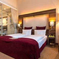Fleming's Selection Hotel Wien-City 4* Номер Делюкс с разными типами кроватей фото 3