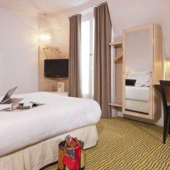 Отель Libertel Gare de LEst Francais 3* Стандартный номер с двуспальной кроватью