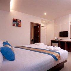 Отель Blue Sky Patong 3* Улучшенный номер с различными типами кроватей фото 2