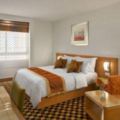 Radisson Blu Hotel, Riyadh 5* Стандартный номер с различными типами кроватей