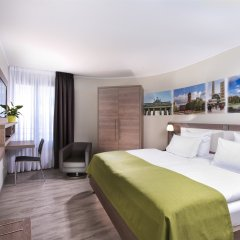 Best Western Hotel Kantstrasse Berlin 4* Стандартный номер с различными типами кроватей фото 2
