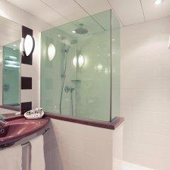 Отель Mercure Brussels Airport Бельгия, Брюссель - отзывы, цены и фото номеров - забронировать отель Mercure Brussels Airport онлайн ванная