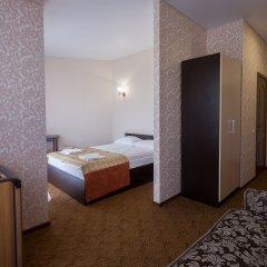 Гостевой Дом Просперус Стандартный семейный номер с двуспальной кроватью