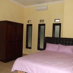 Отель Rumah Anargya 2* Стандартный номер с различными типами кроватей