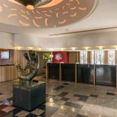 Отель Holiday Inn Select Гвадалахара интерьер отеля