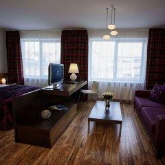 Ararat All Suites Hotel Klaipeda 4* Номер Бизнес с различными типами кроватей