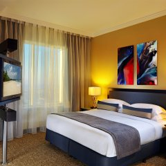 Отель Towers Rotana Номер категории Премиум с различными типами кроватей