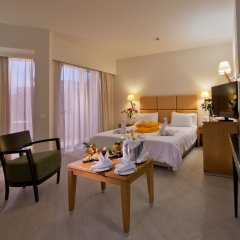 Minos Hotel 4* Полулюкс с различными типами кроватей