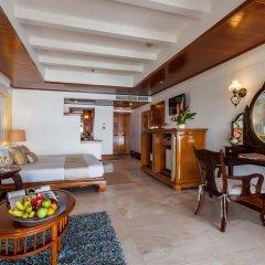 Отель Thavorn Beach Village Resort & Spa Phuket 4* Люкс с различными типами кроватей фото 3