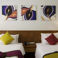 Отель Sunset Beach Resort 4* Стандартный номер с различными типами кроватей фото 4