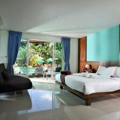 Отель Baan Karon Resort 3* Номер Делюкс с различными типами кроватей