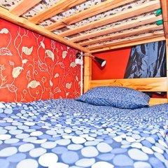 Хостел Наполеон Стандартный семейный номер с двуспальной кроватью