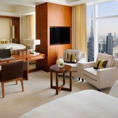 Отель JW Marriott Marquis Dubai 5* Стандартный номер с различными типами кроватей фото 8