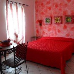 Отель Le Casette Стандартный номер с различными типами кроватей