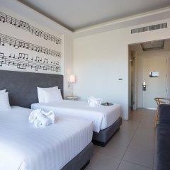 Отель The Melody Phuket 4* Улучшенный номер с различными типами кроватей