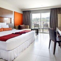Отель Millennium Resort Patong Phuket 5* Номер Делюкс с различными типами кроватей