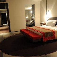 Отель IH Hotels Milano Ambasciatori 4* Люкс с различными типами кроватей фото 4