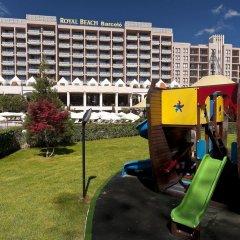 Отель Barceló Royal Beach открытая детская игровая площадка