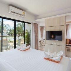 Отель Coral Inn 3* Полулюкс разные типы кроватей