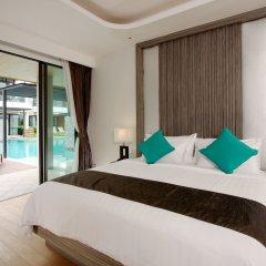 Отель Wyndham Sea Pearl Resort Phuket 4* Люкс повышенной комфортности с различными типами кроватей фото 3