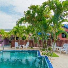 Отель Phaithong Sotel Resort открытый бассейн фото 3