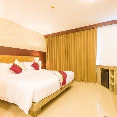 Hemingways Silk Hotel 3* Стандартный номер разные типы кроватей фото 4