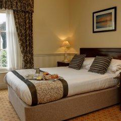 Best Western Lamphey Court Hotel and Spa 4* Стандартный номер с различными типами кроватей
