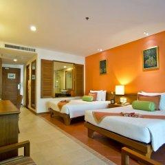 Отель Ravindra Beach Resort And Spa фото 9