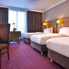 Отель Botanique Prague 4* Стандартный номер с различными типами кроватей фото 10