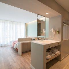 Kubic Athens Smart Hotel 4* Стандартный номер с различными типами кроватей фото 2