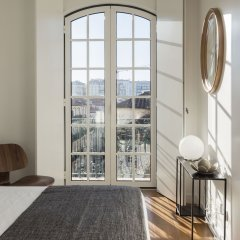 Апартаменты Lisbon Serviced Apartments Baixa Castelo Апартаменты с различными типами кроватей