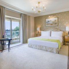 Kempinski Nile Hotel Cairo 5* Номер Делюкс с двуспальной кроватью