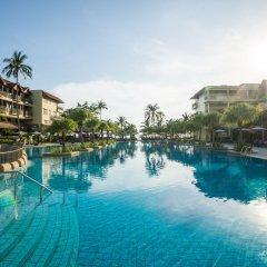 Отель Phuket Marriott Resort & Spa, Merlin Beach открытый бассейн фото 4
