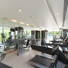 Отель Angsana Villas Resort Phuket фитнесс-зал фото 2