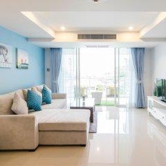 Отель Searidge Hua Hin By Salinrat Люкс повышенной комфортности с различными типами кроватей