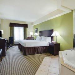 Отель Holiday Inn Express & Suites Sarasota East 2* Люкс с различными типами кроватей