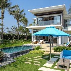 Отель Meliá Ho Tram Beach Resort 4* Вилла с различными типами кроватей