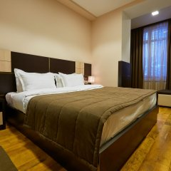 Lilia Hotel Yerevan комната для гостей