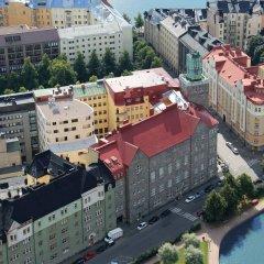 Отель Scandic Paasi экстерьер