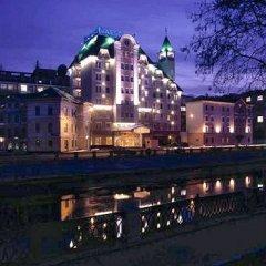 Гостиница Катерина Сити Москва фасад