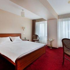 Marins Park Hotel Novosibirsk 4* Стандартный номер с различными типами кроватей