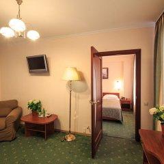 Гостиница Берлин комната для гостей фото 2