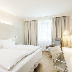 Hotel NH Düsseldorf City Nord 4* Стандартный номер разные типы кроватей фото 4
