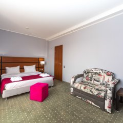 Гостиница Citrus 4* Стандартный номер на цокольном этаже с различными типами кроватей фото 4