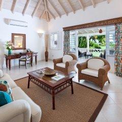 Отель Coral Reef Club 4* Коттедж Делюкс с различными типами кроватей