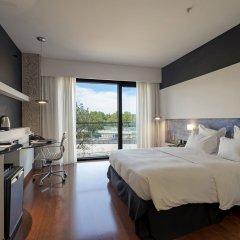Отель Hilton Madrid Airport 4* Стандартный номер с различными типами кроватей