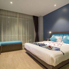 Отель The Blue комната для гостей фото 19