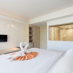 Отель Coral Inn 3* Номер Делюкс разные типы кроватей фото 3