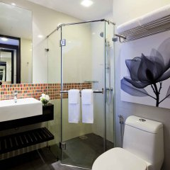 Отель Aspira Prime Patong 3* Улучшенный номер разные типы кроватей фото 4